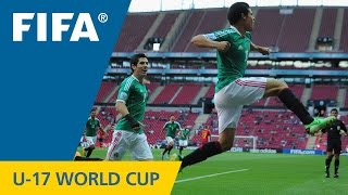 WOW! BRAZIL - MEXICO: The best penalty shootout ever?
