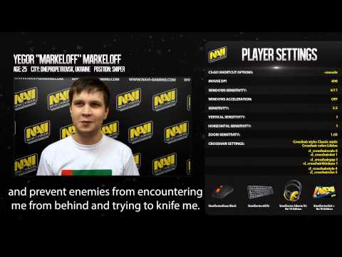 Markeloff's CS:GO settings