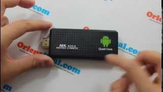 MK809 III RK3188 Quad Core Android TV Box TV Dongle
