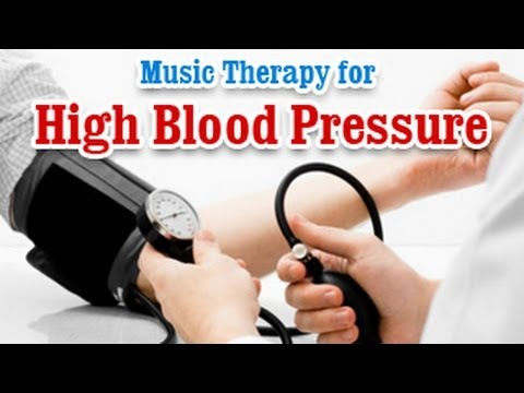 Music Therapy for High Blood Pressure -  Helps to Reduce Blood Pressure in English