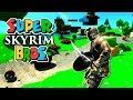 If Super Mario was a 3D RPG Super Skyrim Bros