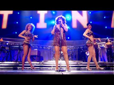 Tina Turner Proud Mary Live 2009