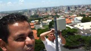 Instalando Internet Via Radio