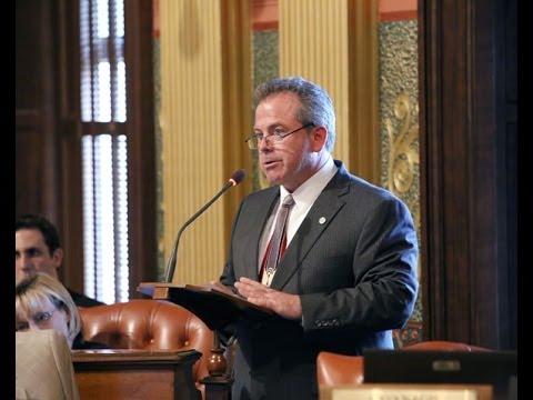 Rep. Phil Cavanagh Supports the Detroit Grand Bargain Bills
