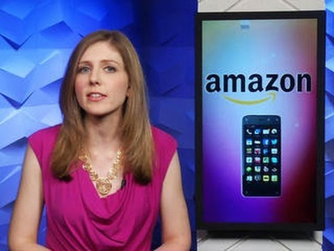 Amazon Fire Phone packed with 3D effects