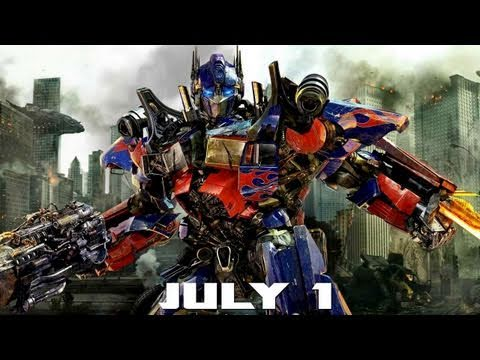 Transformers 3: Dark of the Moon - Official Movie Launch Trailer #3 (US) | FULL-HD