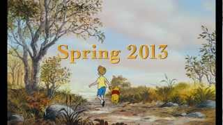 The Many Adventures Of Winnie The Pooh Blu-ray Trailer