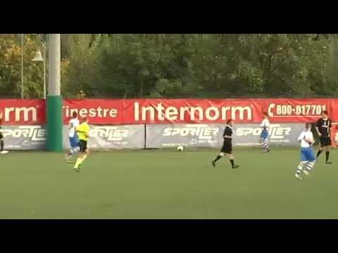 Copertina video Virtus Don Bosco - Levico 0-1
