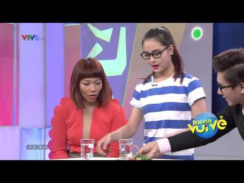 Bữa trưa vui vẻ cùng Trần Thu Hà - 27/09/2014