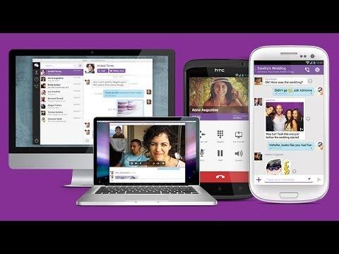 Обзор приложения Viber для общения на Android