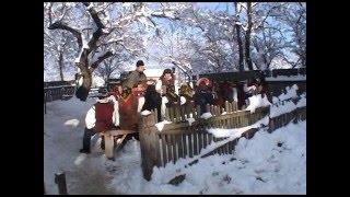 Obicei De Crăciun Din Satul Pria Jud Sălaj Filmare Hora Tv