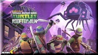 Teenage Mutant Ninja Turtles: Rooftop Run TMNT Cartoon
