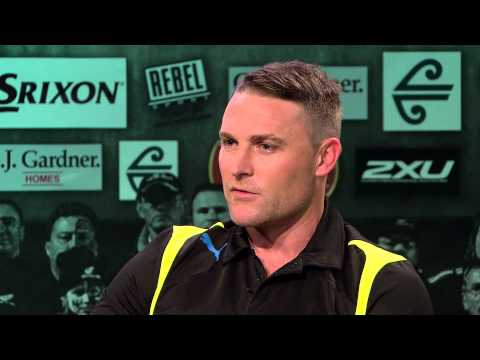 Deaker on Sport - Brendon McCullum