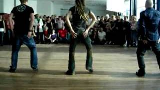 Rednex ' Devils On The Loose- 'OFFICIAL' Linedance