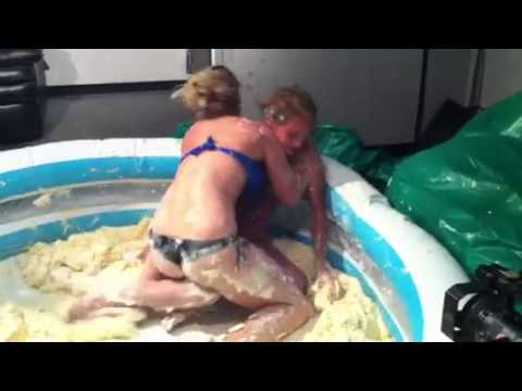 Potato wrestling!!!