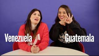 Diferencias del español en cada país