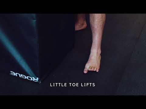Intrinsic Foot Musculature Exercises: Movement Variation (24/25) - TTT Movement Archive