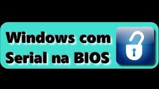 Instalar O Windows 8 Ou 8.1 Com Serial Na Bios [UEFI] HD