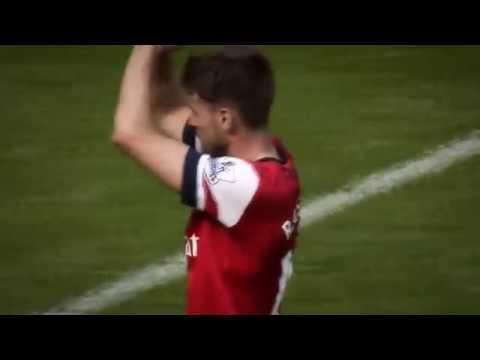 Aaron Ramsey & Mesut Özil - Unstoppable