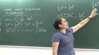 Repaso de algebra (parte 1)