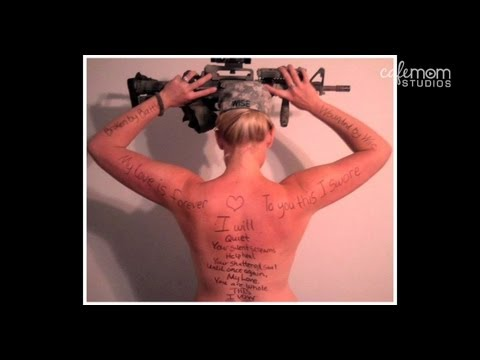 Military Wives Strip Down to Fight PTSD - Moms Matter