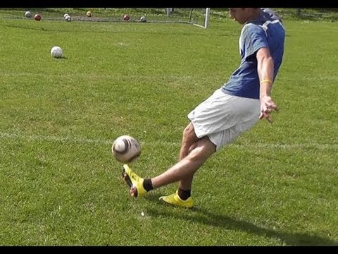 The Rabona Tutorial | How to do: Ricardo Quaresma Style | english/german