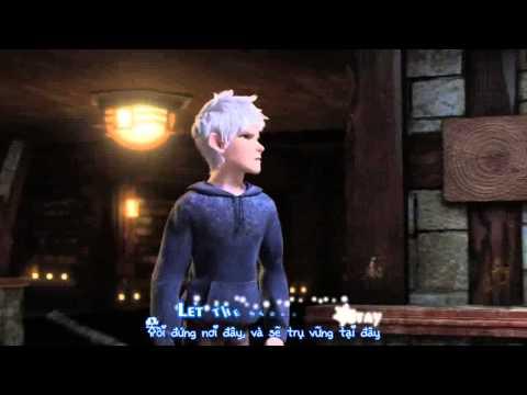 Let It Go - Jack Frost (Eng-VietSub + Kara)