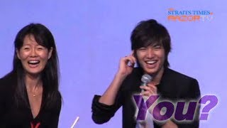 Desperate For A Girlfriend (Lee Min Ho Pt 1)