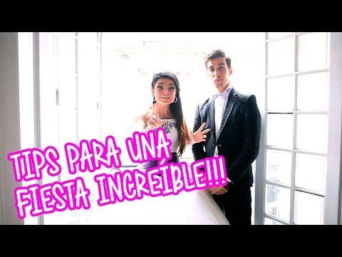 ¿Quieres una fiesta de 15 años increíble? Roberto Carlo y Violeta Isfel te dan algunos tips