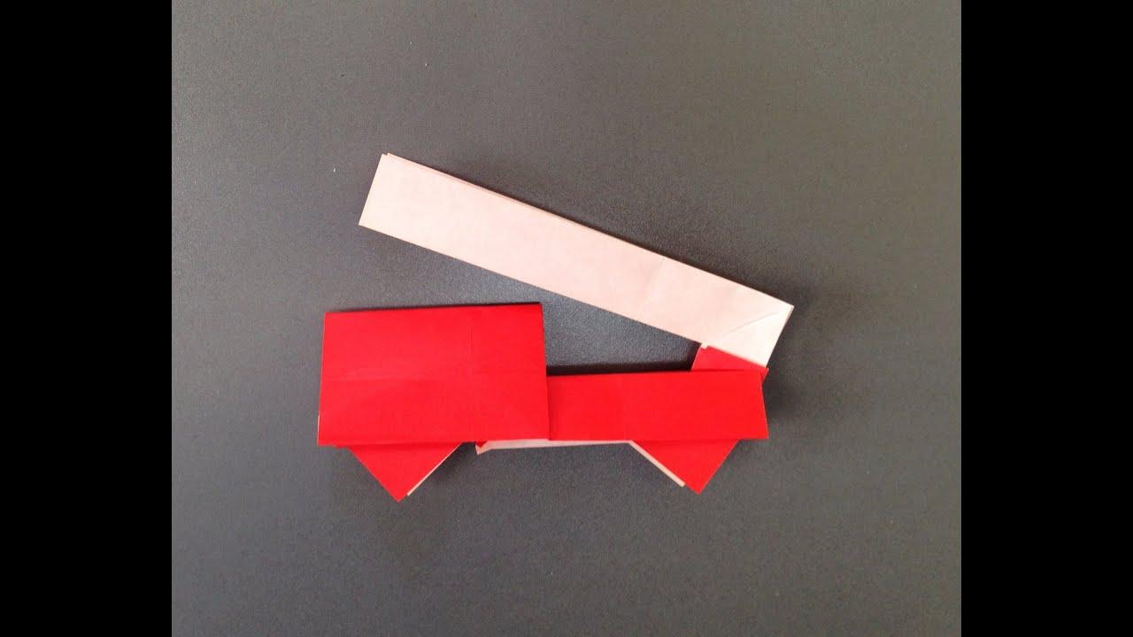 折り紙 消防車 折り方 使い方 ... : youtube 折り紙 : すべての折り紙