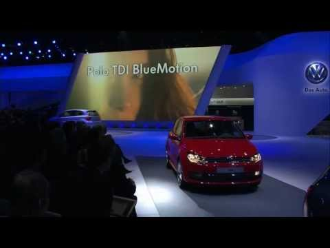Volkswagen presents their collection at Geneva Motor Show | AutoMotoTV