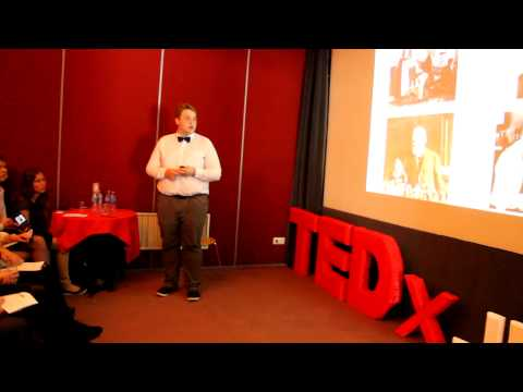 The War Against Microbes: Povilas Kavaliauskas at TEDxJBG