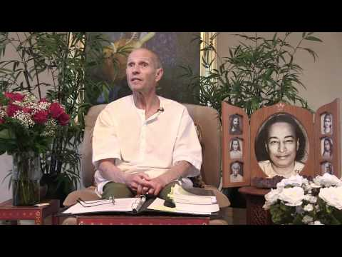 Clip from Living the Gita Session 2