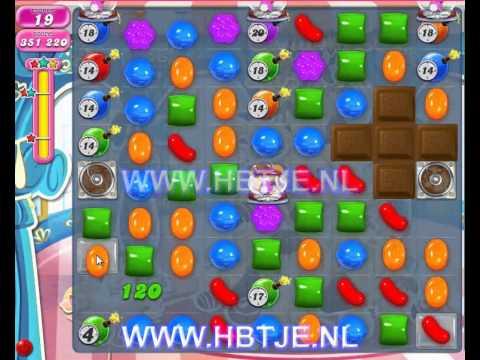 Candy Crush Saga level 483