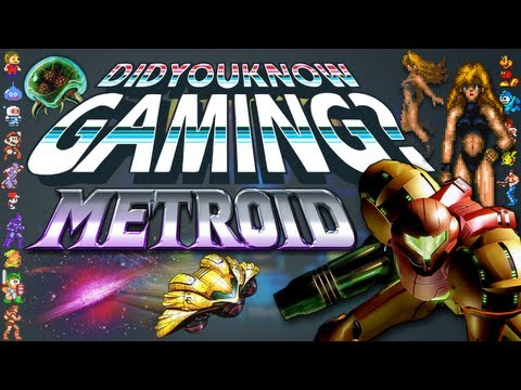 Metroid - Did You Know Gaming? Feat. WeeklyTubeShow, http://didyouknowgaming.com - http://vgfacts.com Check out lots more trivia at our website, you can also follow us at the links below. Like us on Facebook: h...