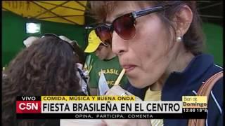 Buenos Aires Celebra Brasil 2016 | Nota C5N