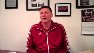 Interview w/SJU Head Golf Coach Bob Alpers - 2014 Spring Invite