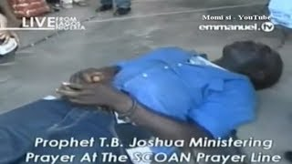 SCOAN 03/05/14: Saturday Prayer Line, Prophecies / Deliverance With Prophet TB Joshua, Emmanuel TV