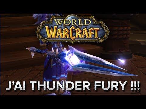 WoW : J'ai Thunderfury !!!!