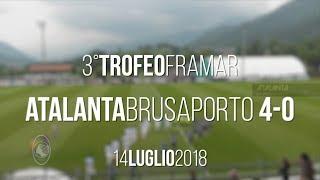 Trofeo Framar Atalanta-Brusaporto 4-0