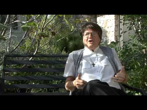 Sister Helen Prejean on early influences on her love of stories