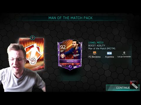 TOP 5 BEST FIFA MOBILE 18 PACK OPENING MOMENTS EVER PART 2!!!!