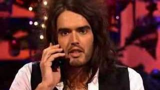 Graham Norton: Russell Brand's Raunchy Phone Call