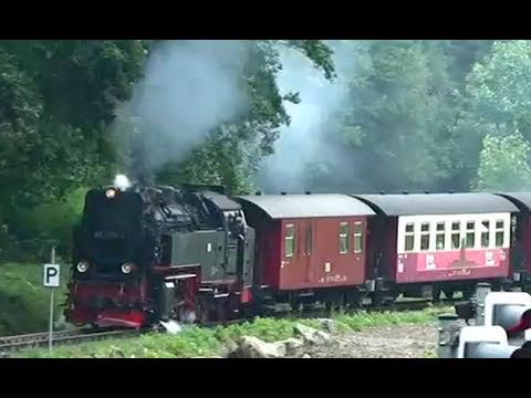 Eisenbahn Highlights 2010 - 3/3 - Railway / Dampflok