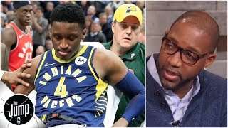 After Victor Oladipo's injury, what happens next? | The Jump