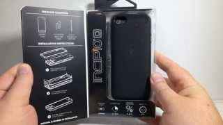 Incipio OffGRID IPhone 5 Battery Backup Case Review