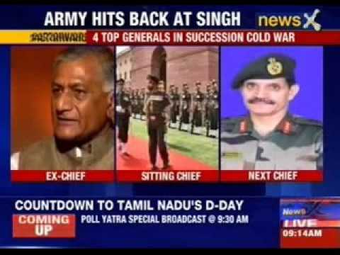 VK Singh: Genuine question mark over Dalbir Suhag