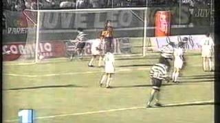 34J :: Leca - 1 x Sporting - 1 de 1995/1996