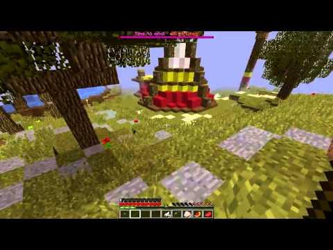 [minecraft] - Survival Games