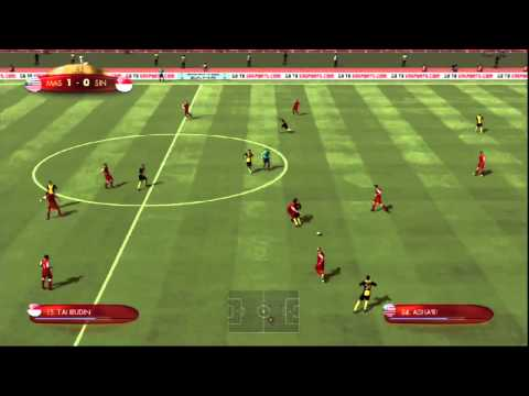 FIFA Digital World Cup 2014 Qualification: Malaysia - Singapore